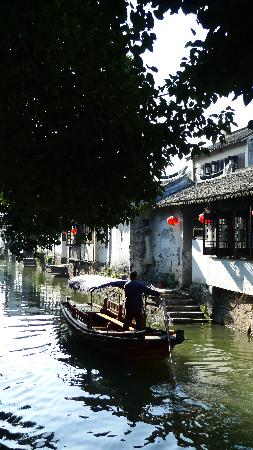 South Lake Guesthouse: 船夫