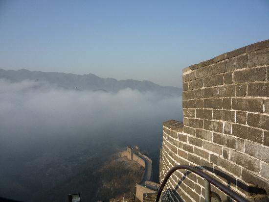 Great Wall at Jiayuguan Pass: P1000813