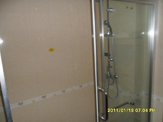 Huiquan Hotel Weifang Xinhua Road: 浴室