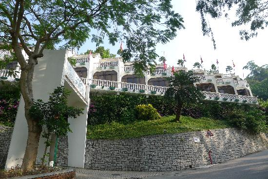 Pousada de Coloane Beach Hotel & Restaurant: 酒店