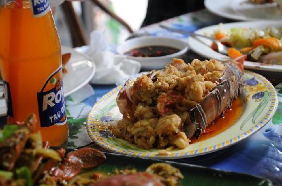 Boracay, Philippines: 美味来了
