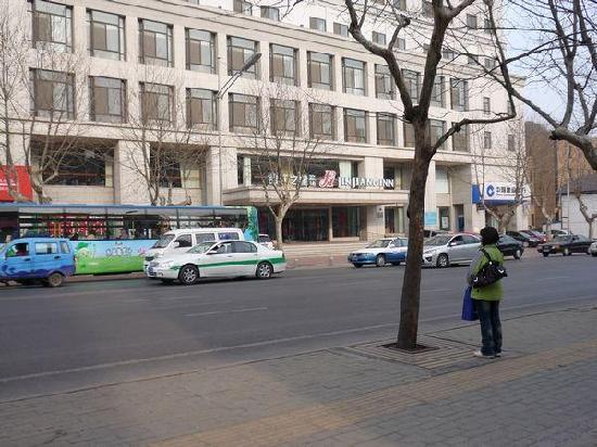 jinjiang inn dalian jiefang road prices motel reviews china rh tripadvisor com