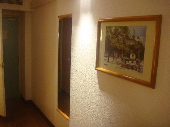 Ibis Hotel (Chengdu Yongfeng): 全国的宜必思都这样