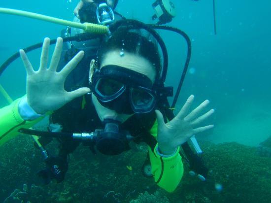 Boracay, Philippines: Helo~~~海洋~~~~