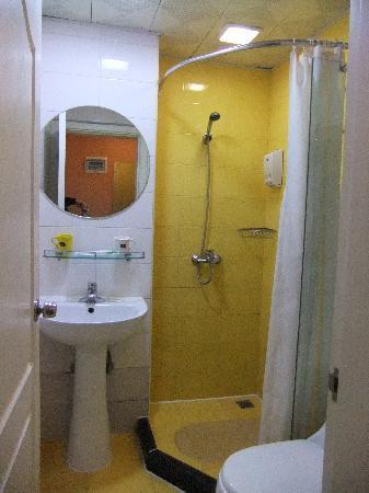 Home Inn (Beijing Anzhen): 盥洗室