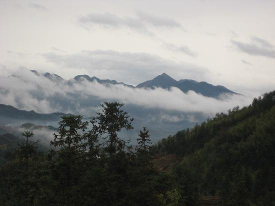 Datian County, China: 三明大田县大仙峰天空