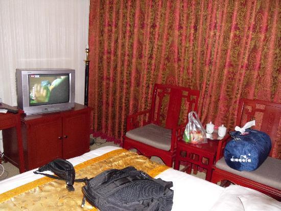 Jiaotong Hotel: 室内