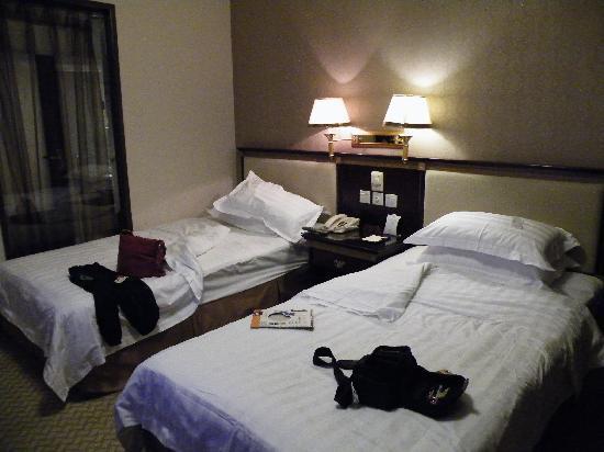 New Forestry Hotel: 屋内环境