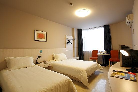 Jinjiang Inn (Zhangjiagang Chengbei Road): 酒店客房