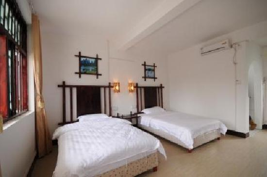 Xingping Our Inn: 标间 Twin room