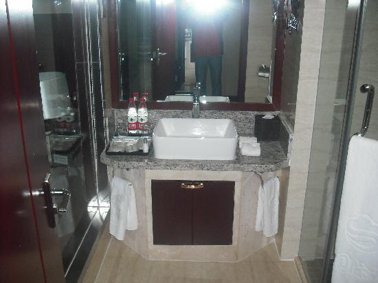 Yunshui International Hotel: DSCF0798