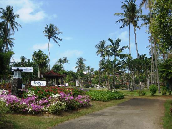 Princess Nusa Dua Resort : 酒店大门