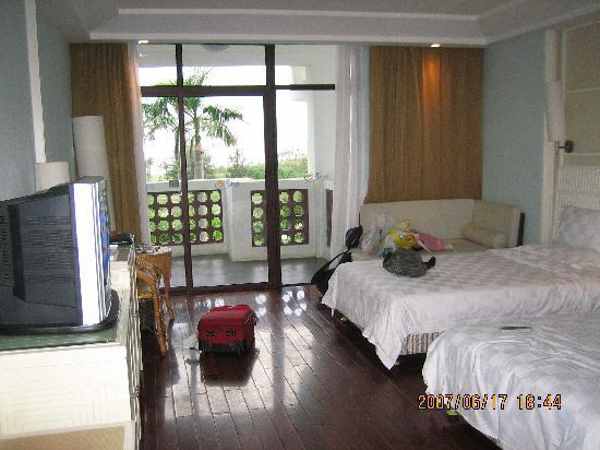 Sun Moon Bay Hotel Wanning: 海南 058