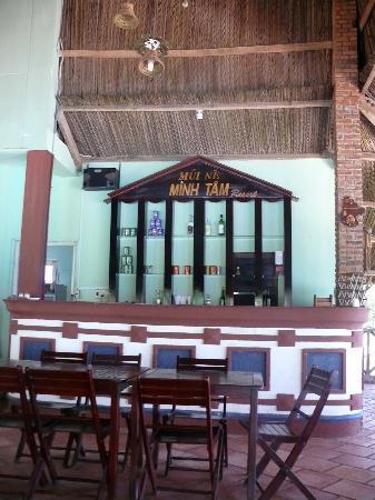Mui Ne Paradise Beach Resort : 餐厅