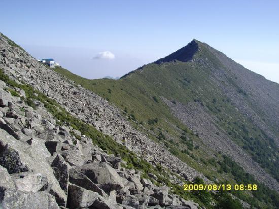 Taibai Peak of Qinling Mountains: p_large_9WdJ_42e20001bc962d0b
