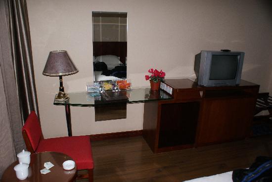 Mingzhu Grand Hotel: DSC05251