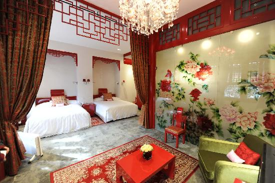 DuGe Boutique Hotel: 牡丹亭