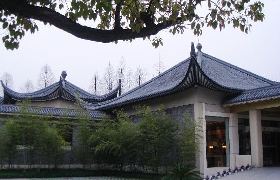 Zhejiang Xizi Hotel: 酒店外观