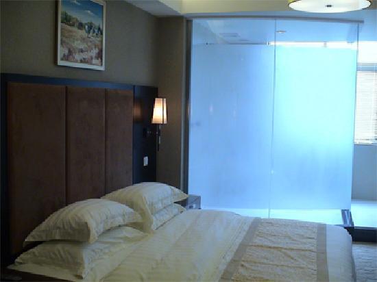Wugang Hotel: 大床房