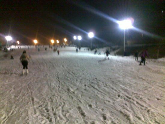 Anji Skiing Ground