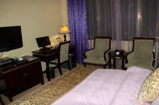 Riyue International Hotel: 房间