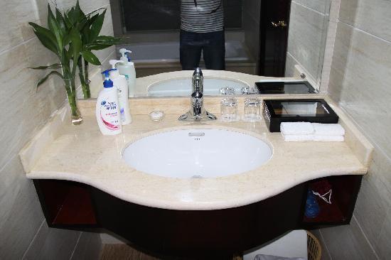 Riyue International Hotel: 卫生间