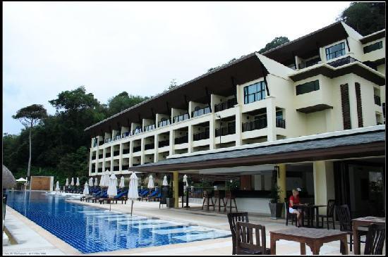 Blue Marine Resort: 酒店的楼