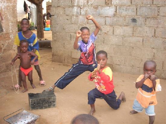 Angola: 安哥拉人