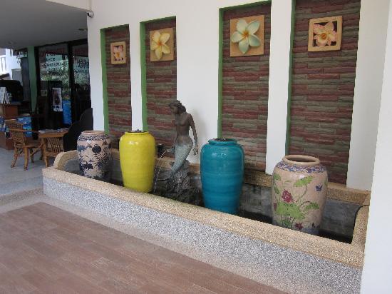 Koh Tao Montra Resort & Spa: 大堂一角