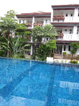 Koh Tao Montra Resort & Spa: 阳台房