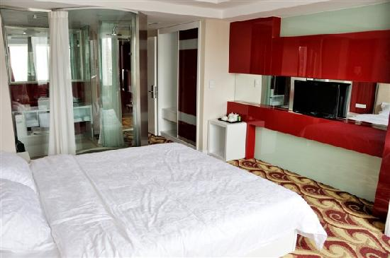 Bihai Yuntian Hotel : 房间