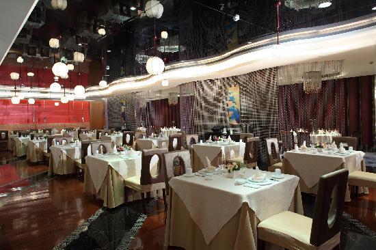 New City Garden Hotel: 四季中餐厅(four season Chinese Restaurant)