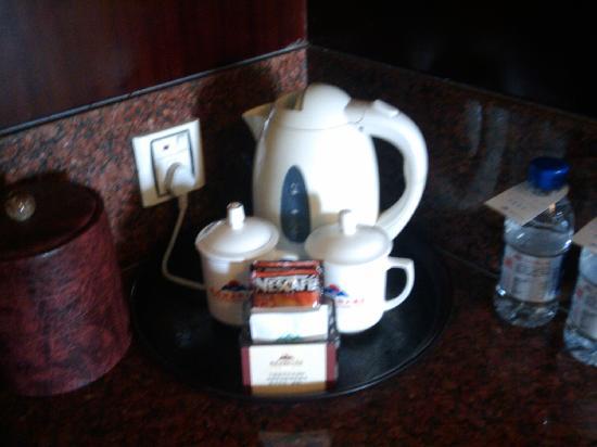 Heifei Yinruilin International Hotel: 2011-01-31 09