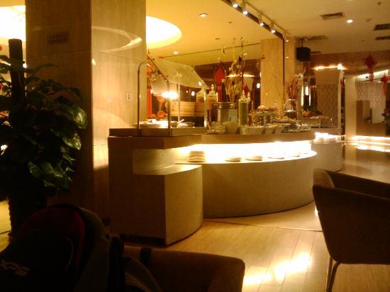 Holiday Inn Hefei Downtown: 2011-02-08 19