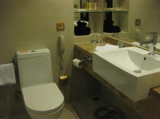 Yitel Hotel Shanghai Xuhui: 卫生间