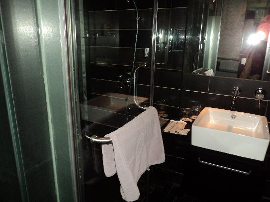 FuramaXpress Hotel Xujiahui Shanghai Stadium : 卫生间