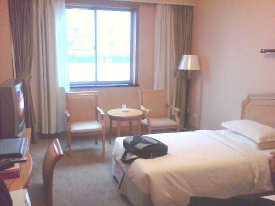 Zan Cheng Hotel: 客房一景