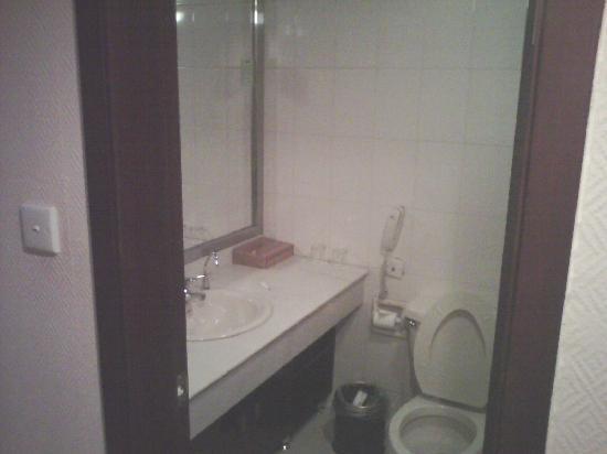 Rui Di Hotel: 卫生间