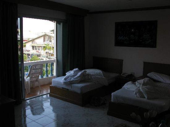 Lekpong Guesthouse: 阳台