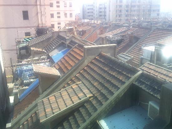 Mason Hotel Shanghai: 石库门