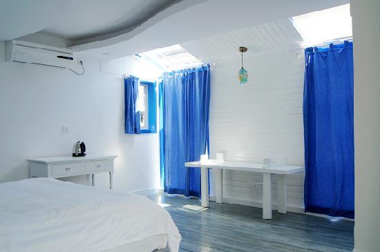 Yangshuo Gardenyard Inn : 给父母定的房间,1米8的大床,下次自己定这个
