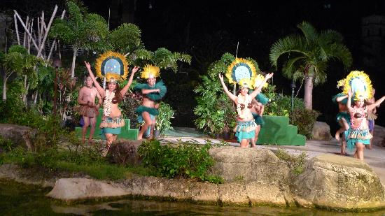 Guam, Mariana Islands : 沙堡秀