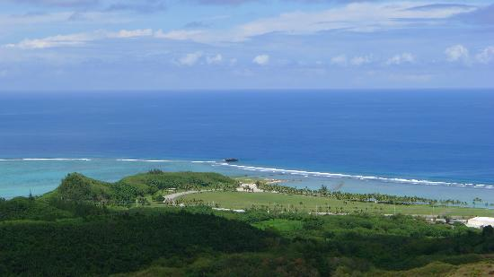 Guam, Mariana Islands : 南部