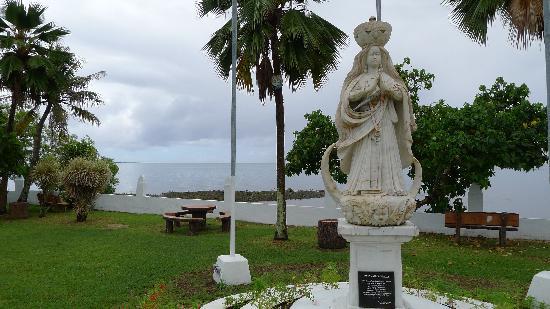Guam, جزر ماريانا: 圣母