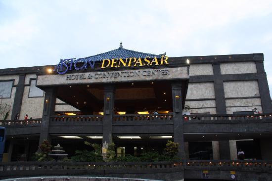Aston Denpasar Hotel and Convention Center: 酒店外观