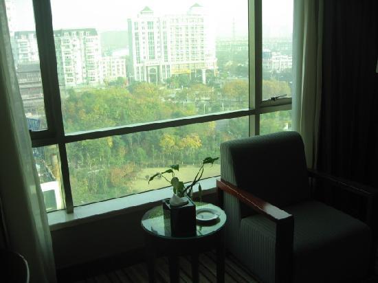 Cixi, China: 窗外景色宜人