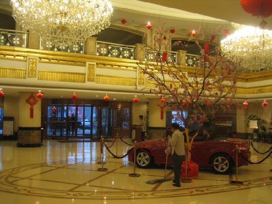 Shan Yang Jian Guo Hotel : IMG_0081