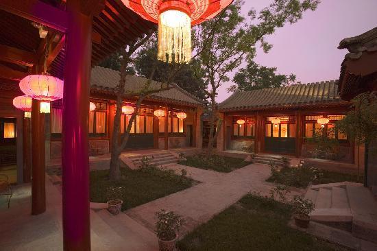 Beijing Sihe Courtyard Hotel : dae84c5fd31577704c7663da24ab