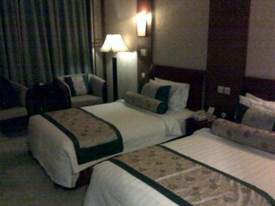Merchantel Hotel: 房间