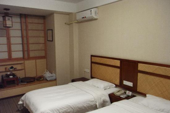 Ru Shi Hotel: 房间